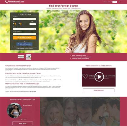 cupids dating site