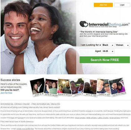 Interracial dating sites for free