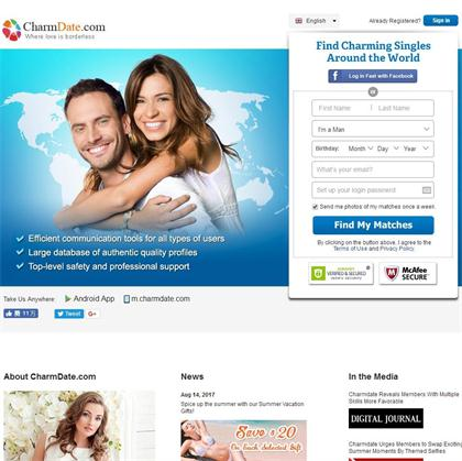 Top ten europe dating sites