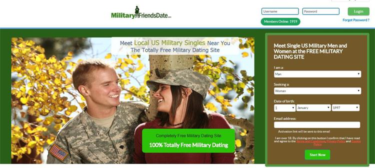 Free military dating sites in usa
